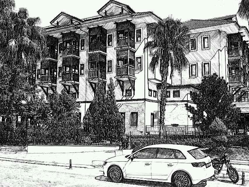 Seaside Town 01