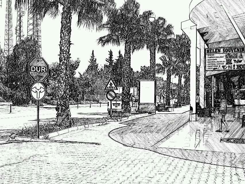 Seaside Town 03